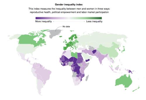 Huffpostgraphics Gender Equality Gender Inequality Gender