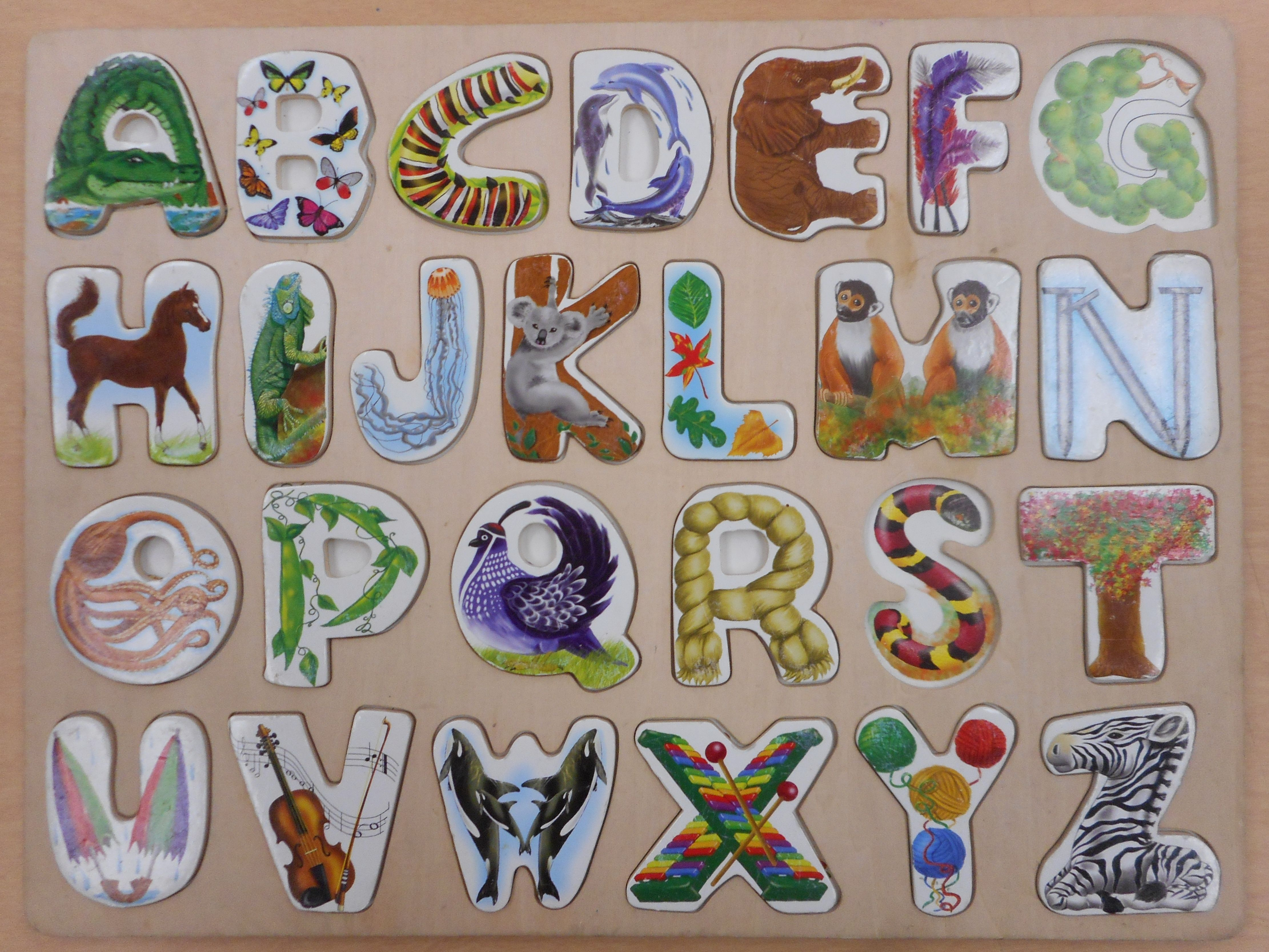 Letter Sound Recognition Provide Children With Several