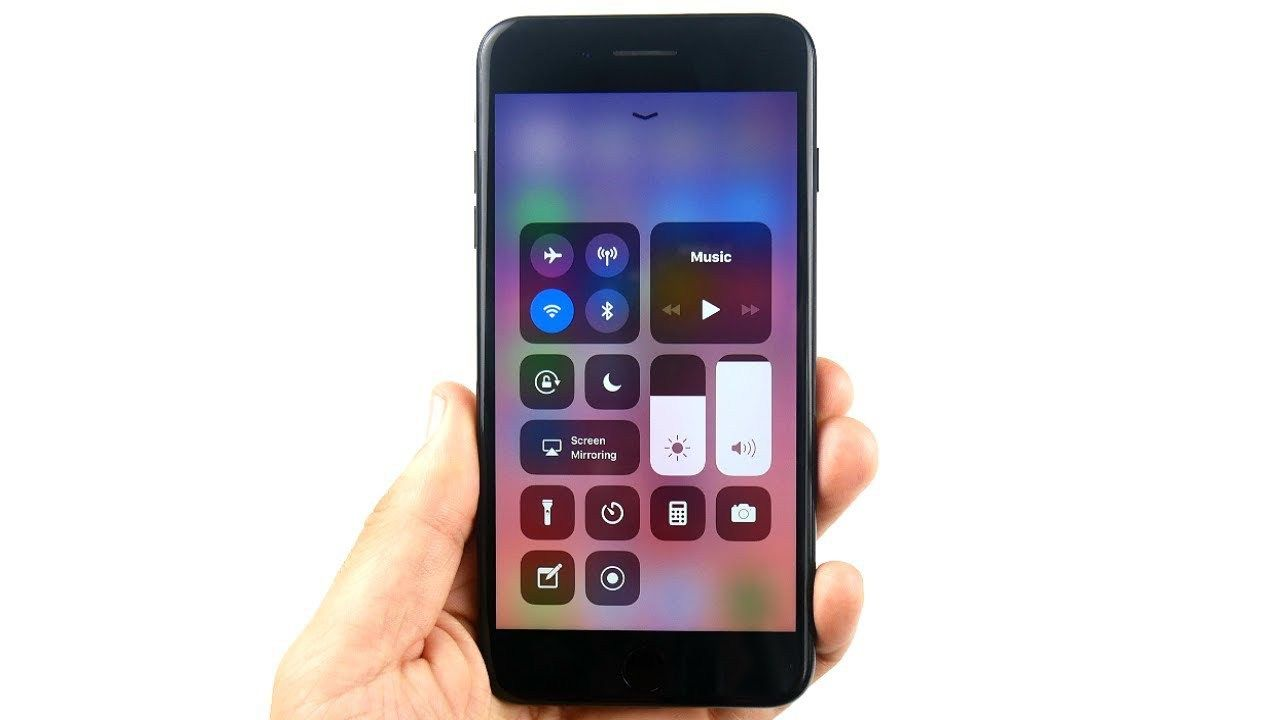 iPhone 7 Plus iOS 11 Review! Iphone 7 plus, Iphone 7