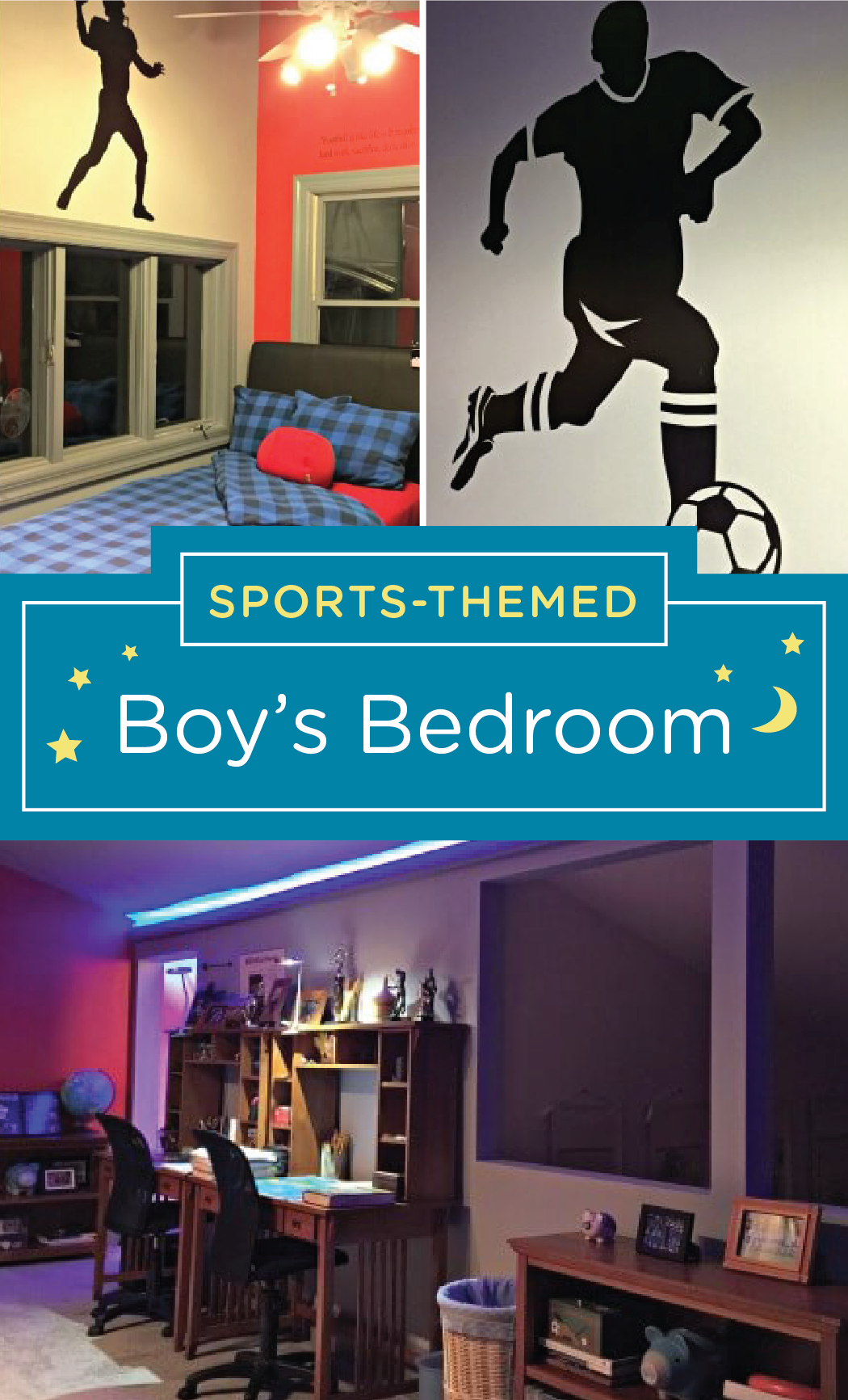 Teen boys bedroom makeover bedtime essentials pinterest teen
