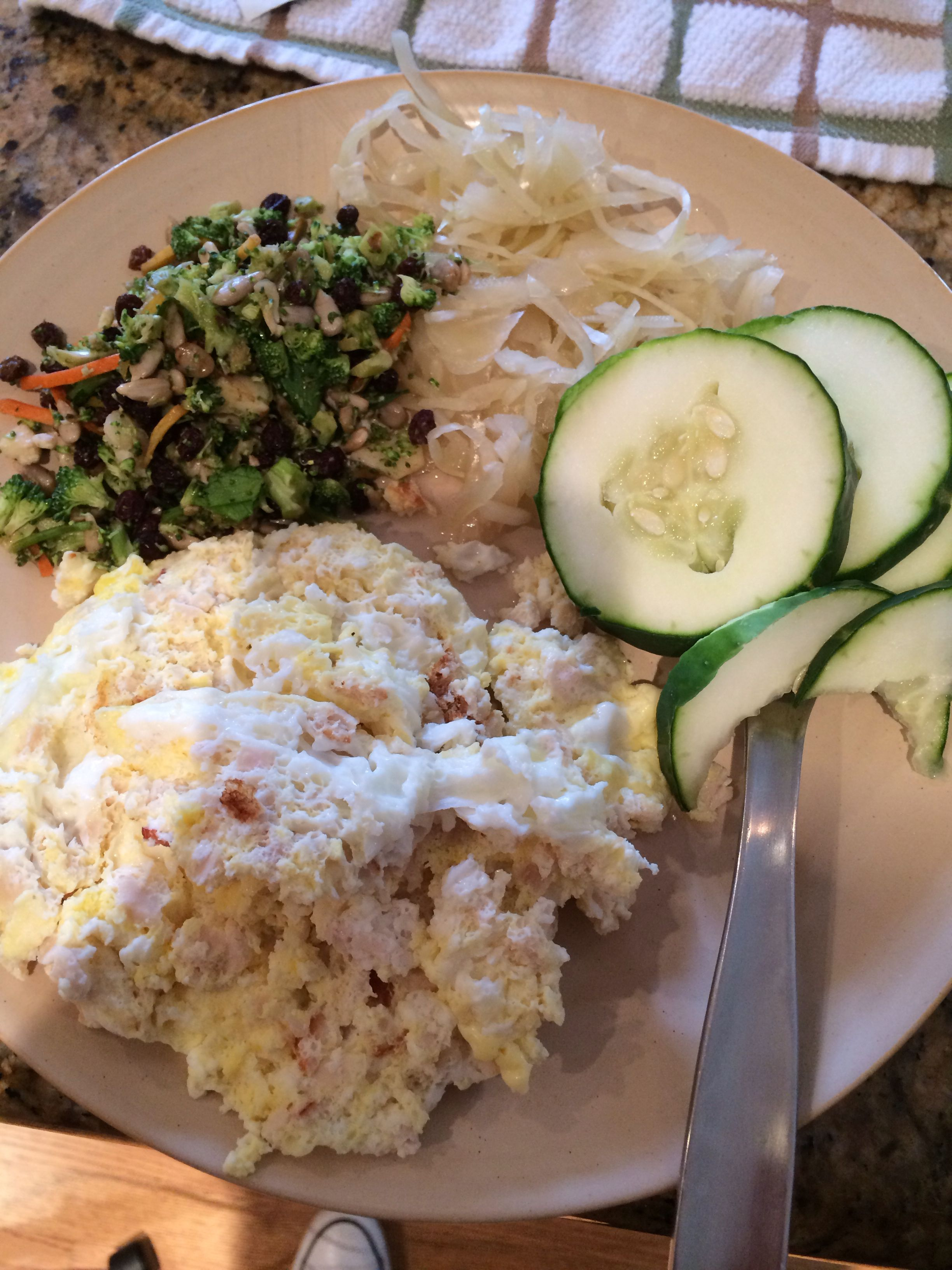 Desayuno salud @acostatiffy