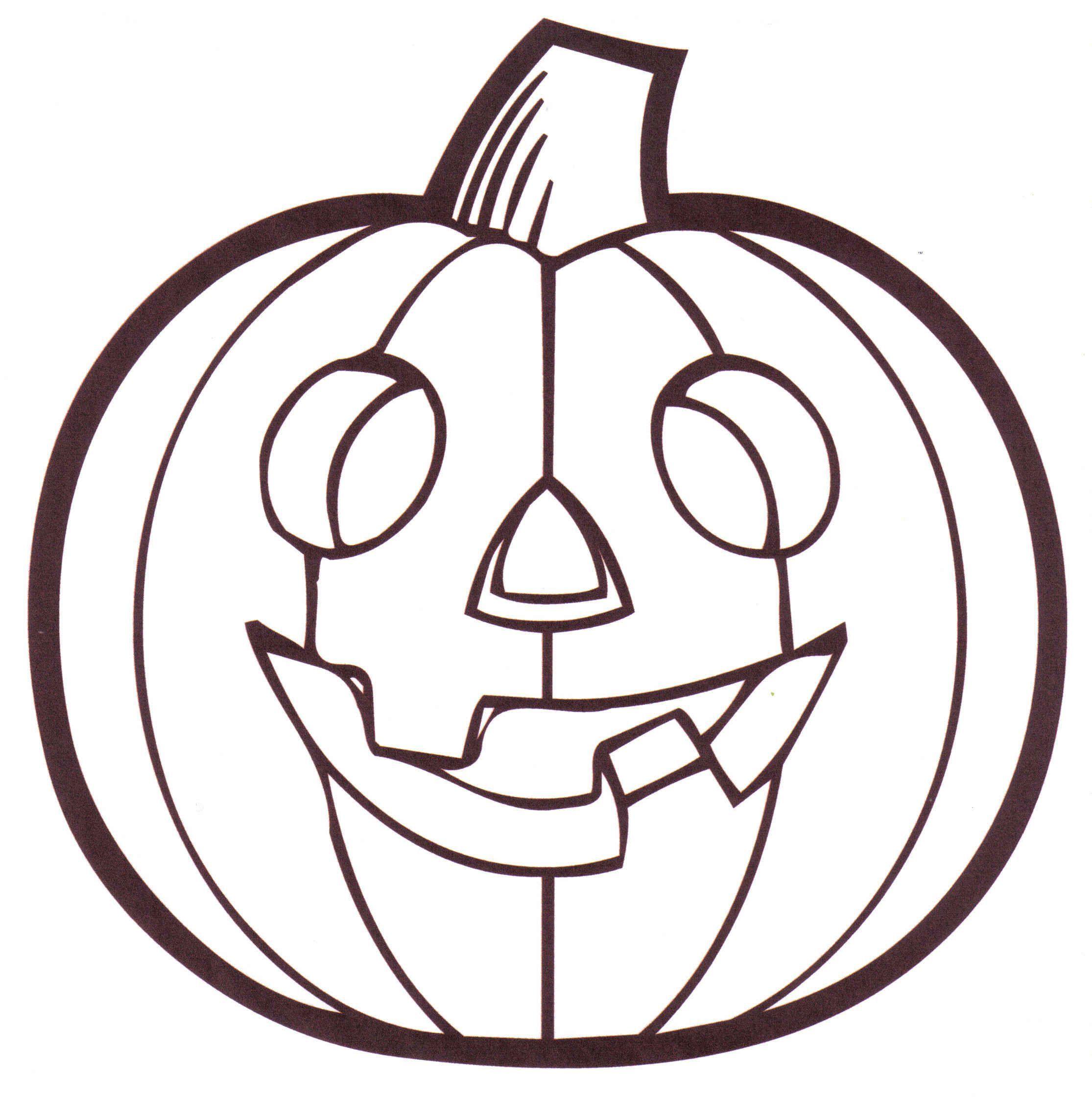 Pumpkin Outline Printable Clipart Panda Free Clipart Images Pumpkin Coloring Pages Pumpkin Coloring Sheet Halloween Coloring Sheets