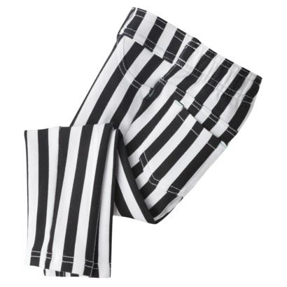 Circo® Infant Toddler Girls' Striped Jegging - Black/White