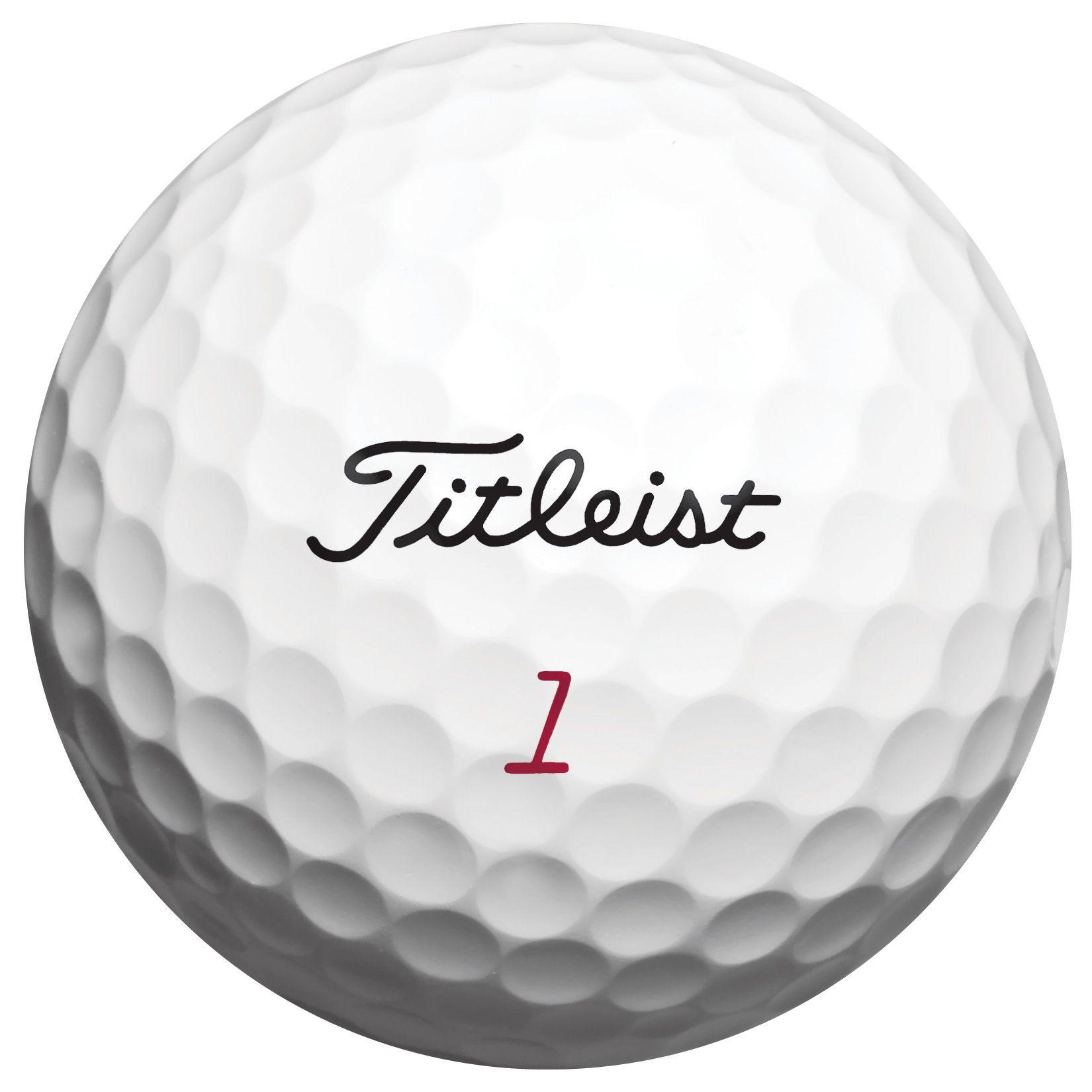 Titleist Pro V1x Many Pros Use This Brand Golf Ball Titleist Golf Golf Gear