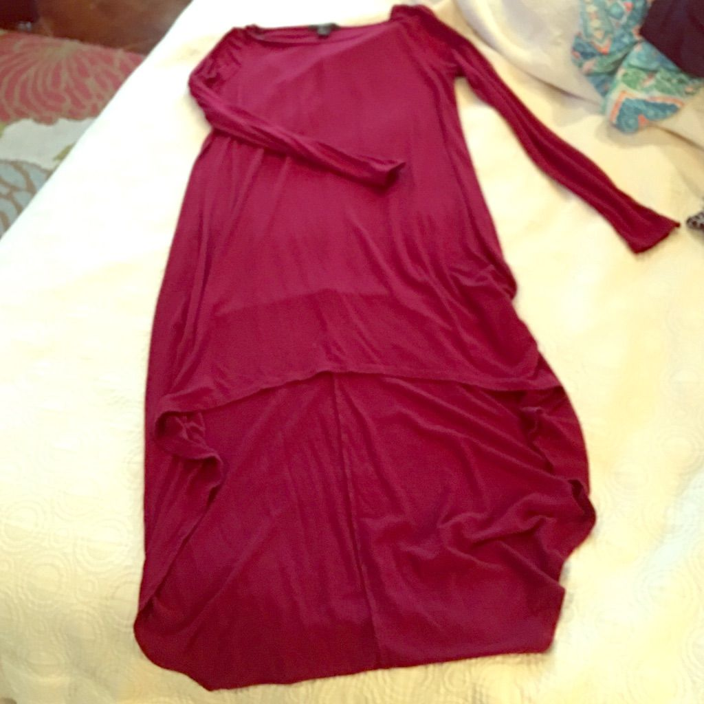 Hi low cotton dress products