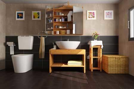 Badezimmer Deko Online Shop Kleines Bad Einrichten Wc Design