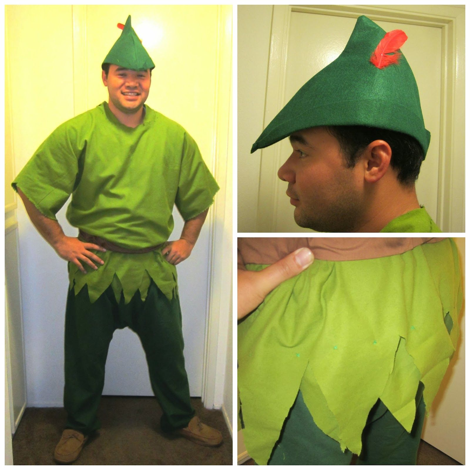 diy peter pan costume | Peter Pan Costumes For Men Peter pan ...