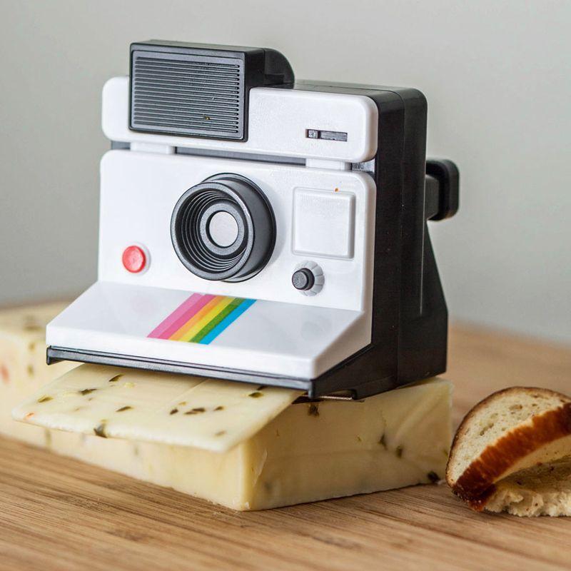 Cortador de l minas de queso c mara polaroid muyoriginal polaroid original products - Cortador de queso ...