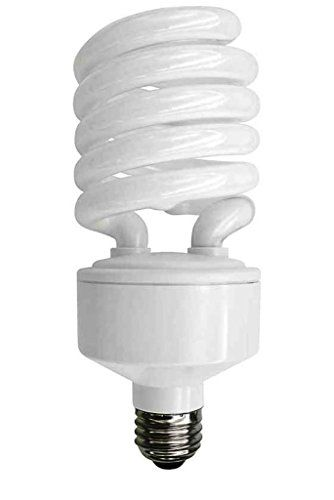 Tcp 68942ed Cfl Spring A Lamp 150 Watt Equivalent Only 42w Used Soft White 2700k Spiral Light Bulb Medium E26 Base Compact Fluorescent Bulbs Energy Efficient Lighting Grow Lights