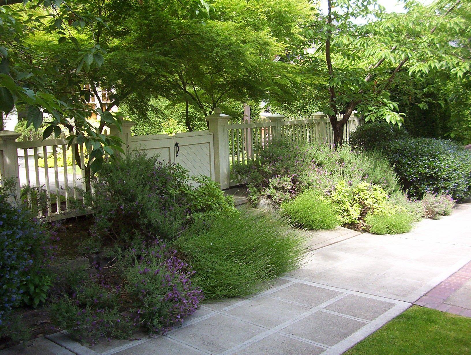 12 inspiring ideas for a lawn free landscape gardening garden on a hill front yard. Black Bedroom Furniture Sets. Home Design Ideas