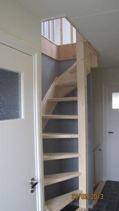 zoldertrap in vloeropening vlizotrap - Beijes Trap... - #Beijes #loft #Trap #vlizotrap #vloeropening #zoldertrap #loftconversions