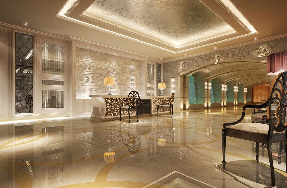 3d rendering luxury hotel lobby china luxury china hotel lobby - Marble Lobby Yahoo Image Search Results Hotel Loungehotel Architecturehotel Lobbylobbiesimage Searchluxuryinterior
