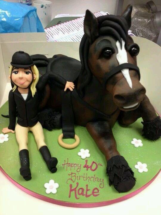 Ahhh Want Ittt Equestrian Life Pinterest Birthday Cakes