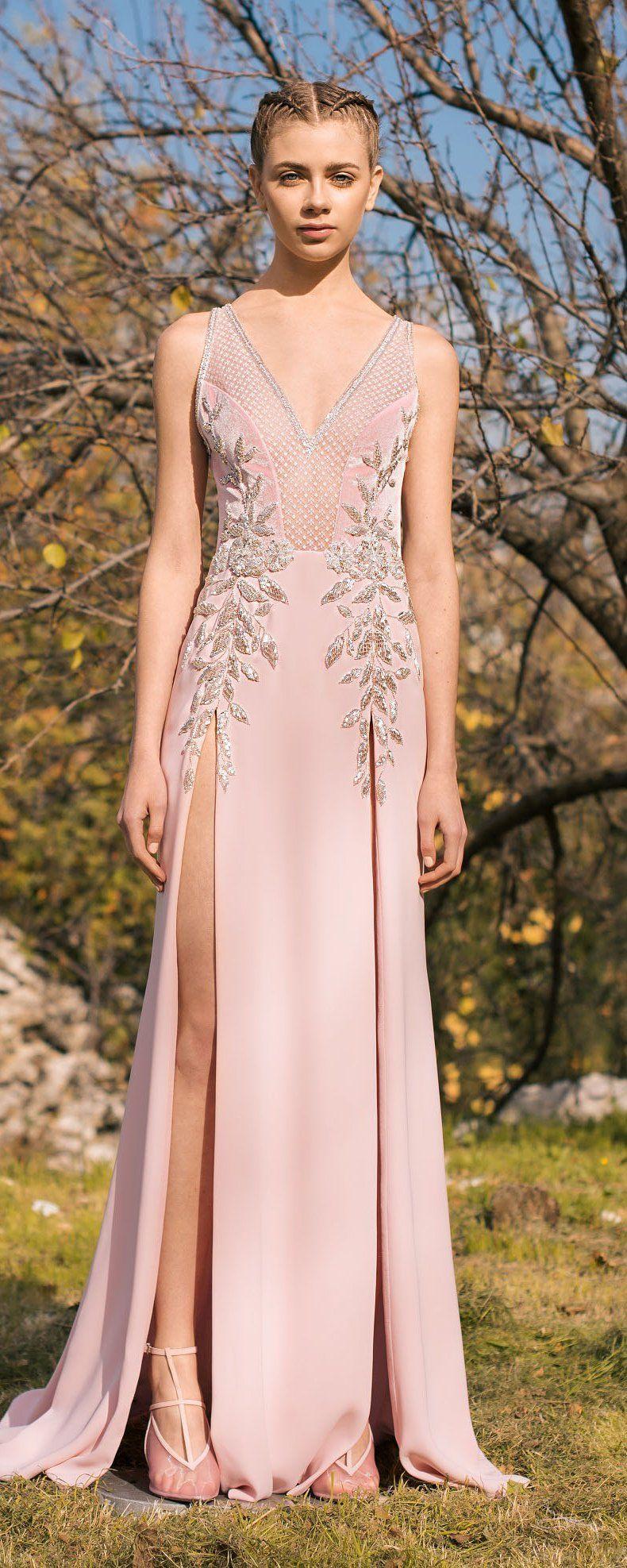 Georges Hobeika Pre-Fall 2018 - Ready-to-Wear | Dresses | Pinterest ...