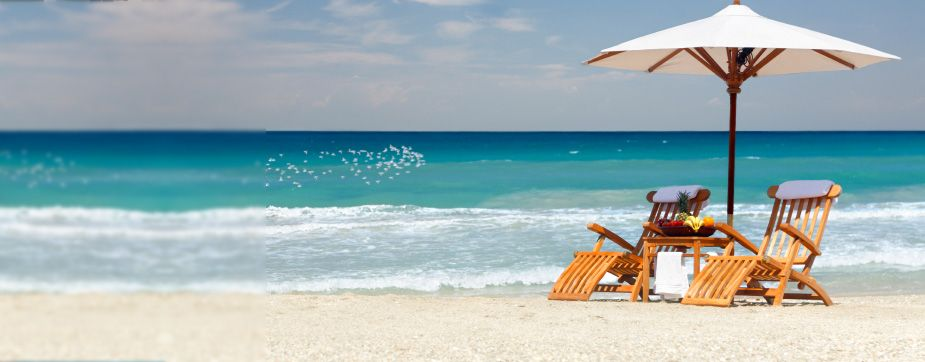 The beach club... Can't wait!
