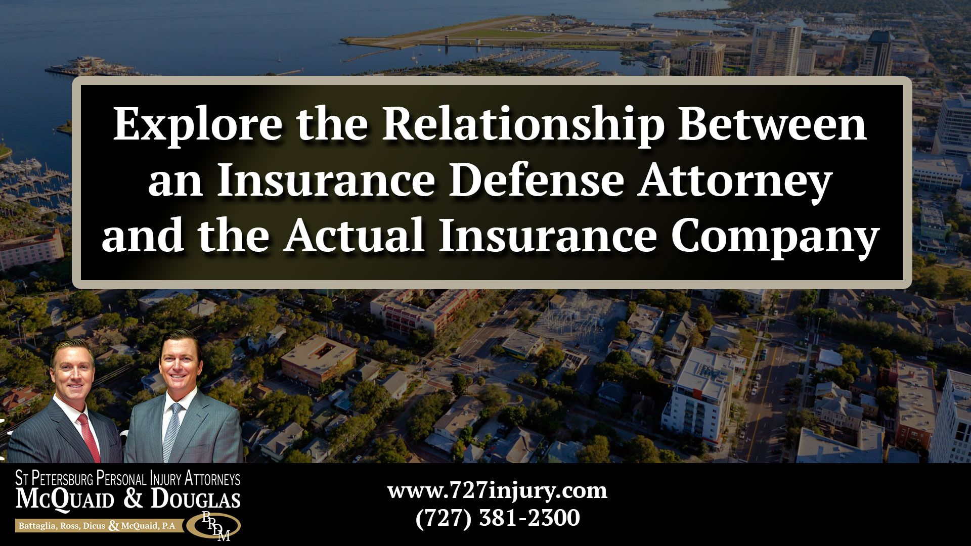 Insurance Defense Attorney And Insurance Company Relationship