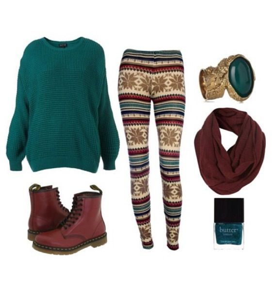 So freakin cute i need this outfit for winter!