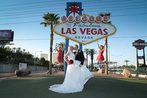 Summer Weddings In Las Vegas