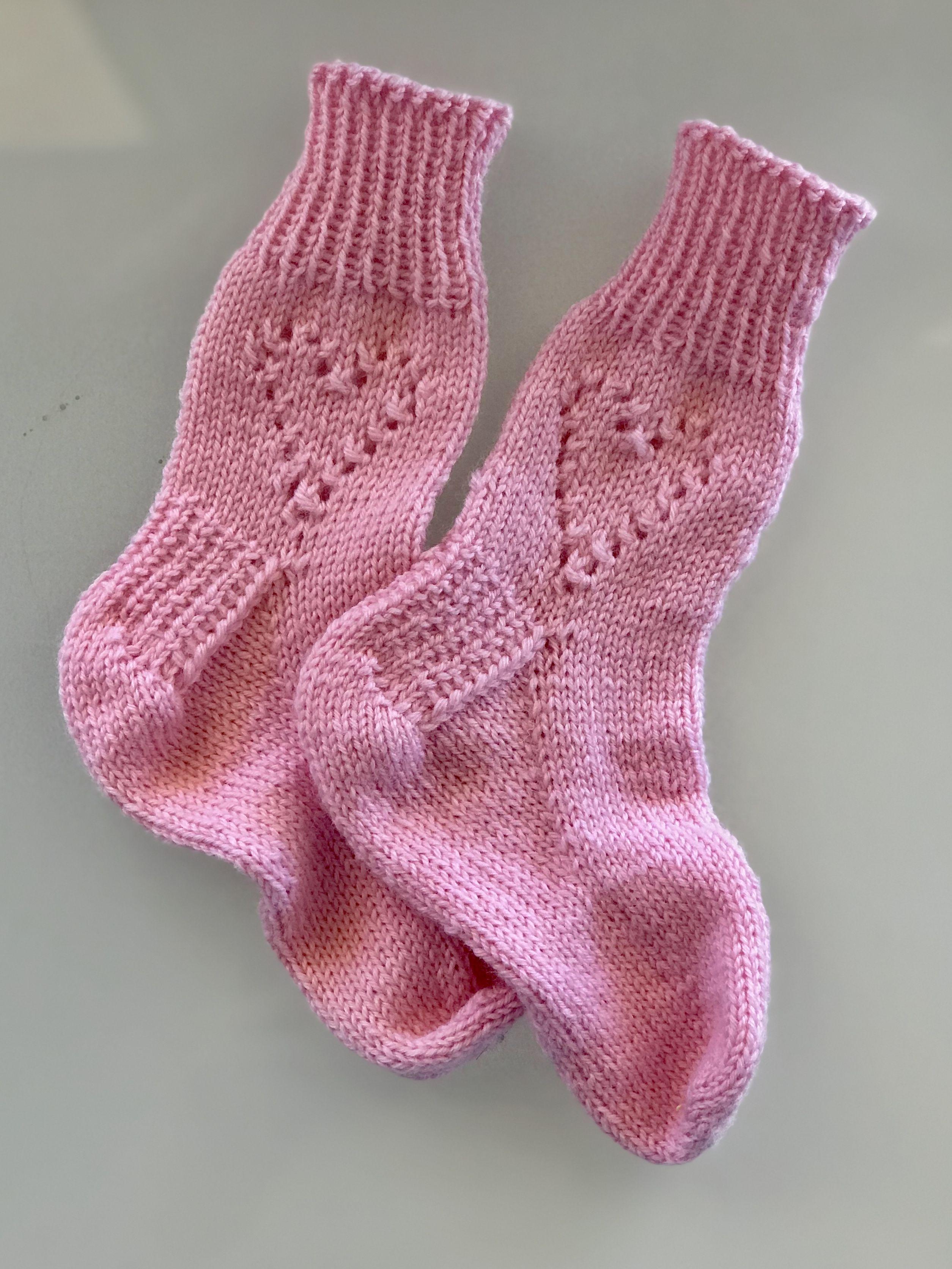 Red Heart Love Cotton Socks Women Cute Heart Heel Socks Soild Color Casual Socks
