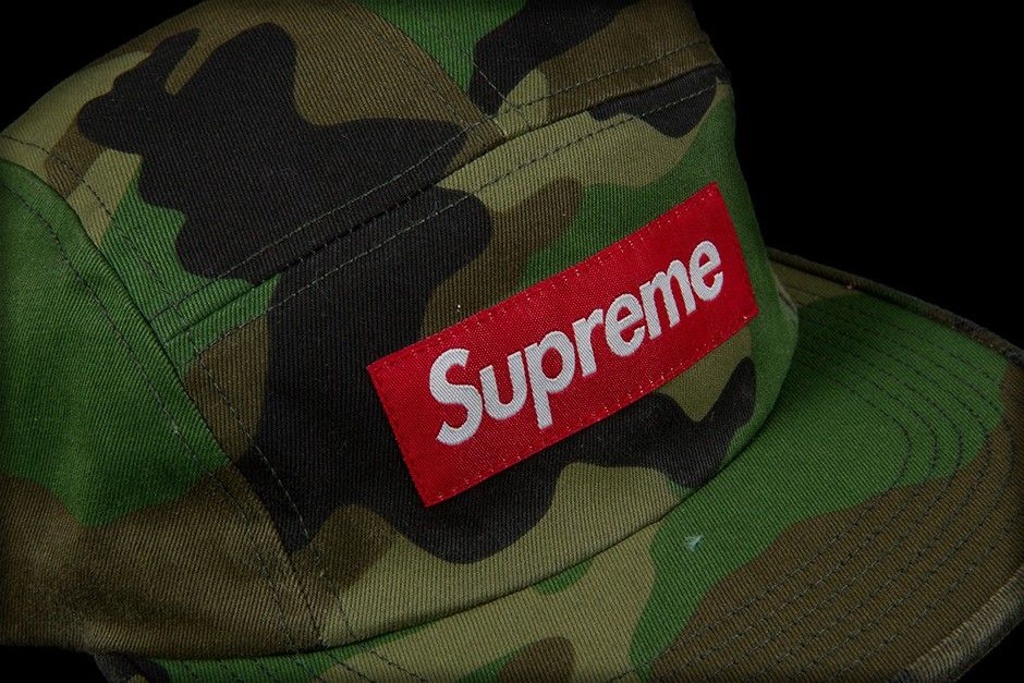 57da14773f0 SUPREME CAMP CAP