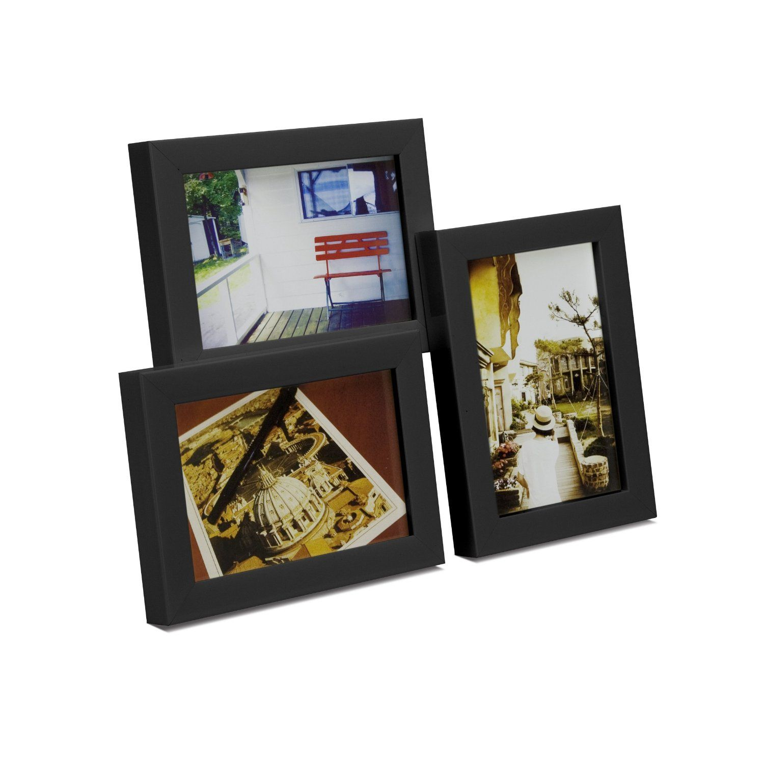 Umbra Tira ThreeOpening Collage Picture Frame