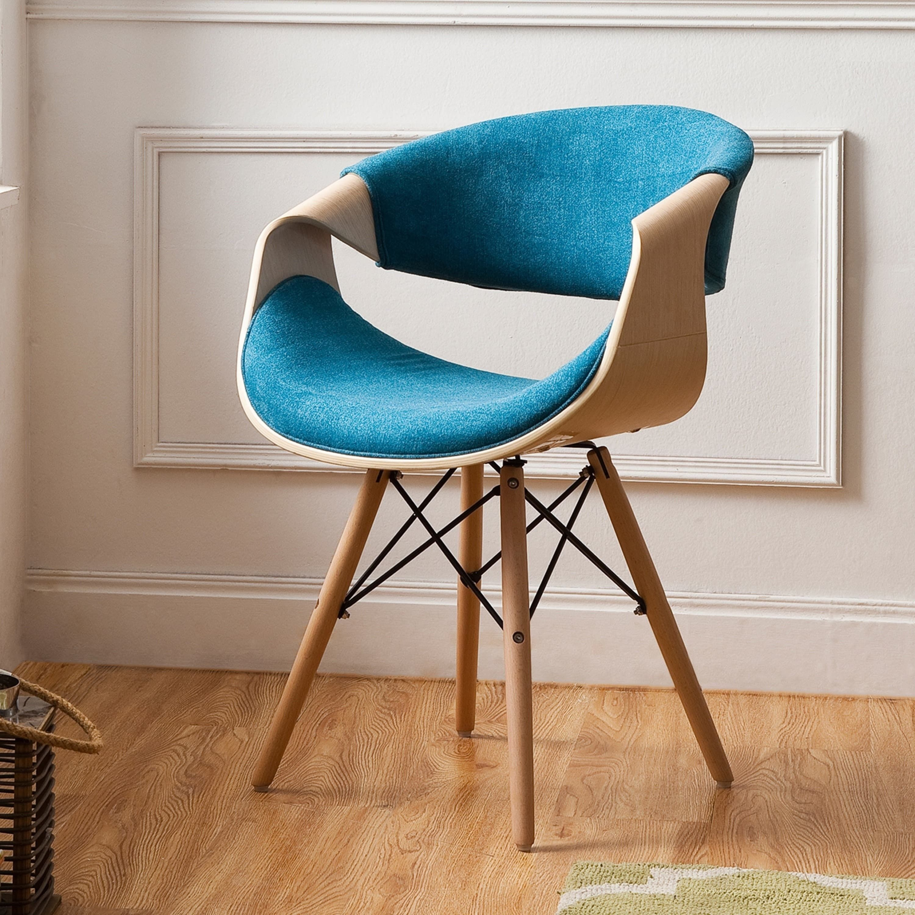 Admirable Palm Canyon Bombero Contemporary Teal Blue Velvet Accent Gamerscity Chair Design For Home Gamerscityorg