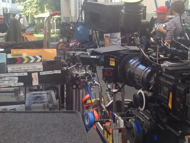 """Sony PMW-F55 @SonyDMPC: Spotted at Sony Pictures """"Welcome ..."""