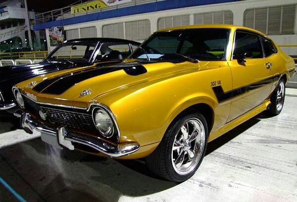 Ford Maverick Sp Mustangs And More Ford Maverick Cars