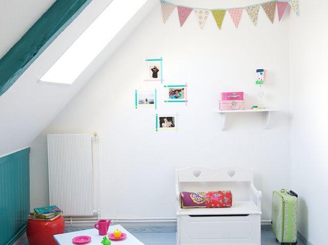 Peinture chambre enfant nos idées pleines de style elle décoration