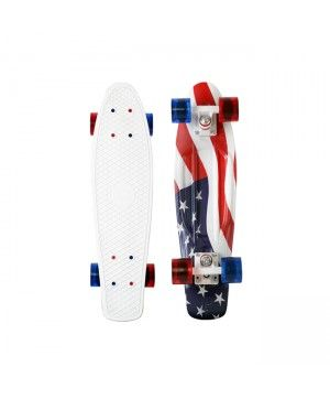 Penny Board 4th of July 22""
