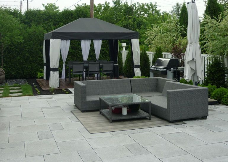 Aménagement paysager: Salon extérieur   jardin   Pinterest ...