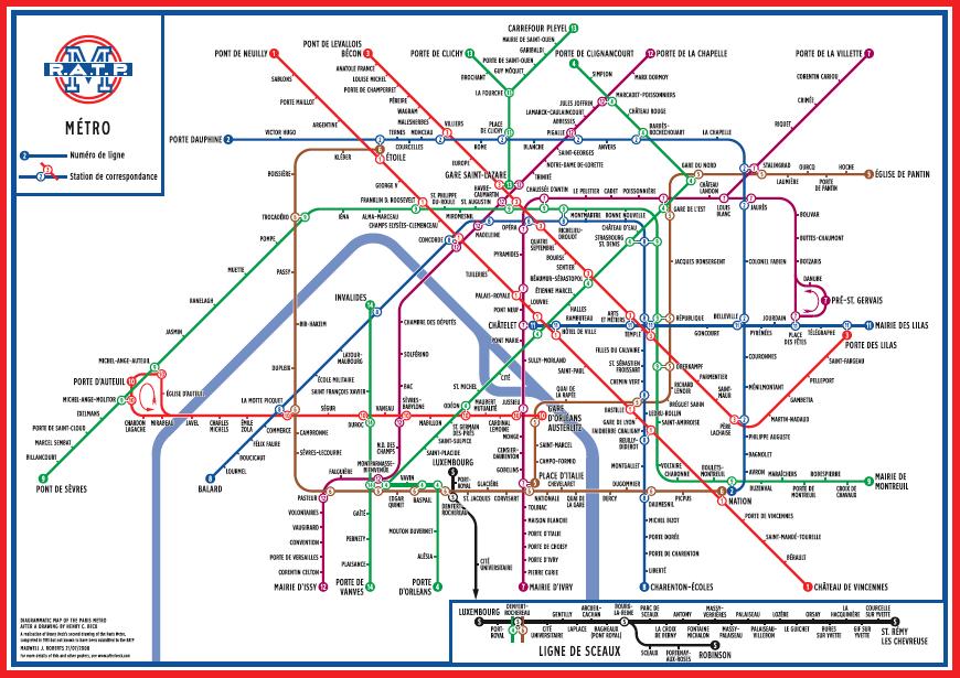 Subway Map Wall Art Endpoints.Paris Metro Places In 2019 Paris Metro Map Subway Map