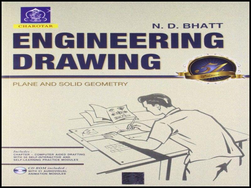 Machine Drawing By Nd Bhatt Ebook