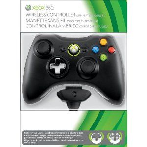 Xbox 360 Controller W Transformable D Pad Silver Or Black Xbox Controller Xbox 360 Wireless Controller