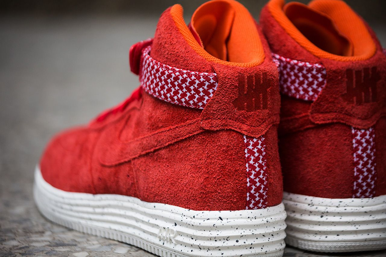 be641282ef46 A Closer Look at the Undefeated x Nike 2014 Lunar Force 1 Pack