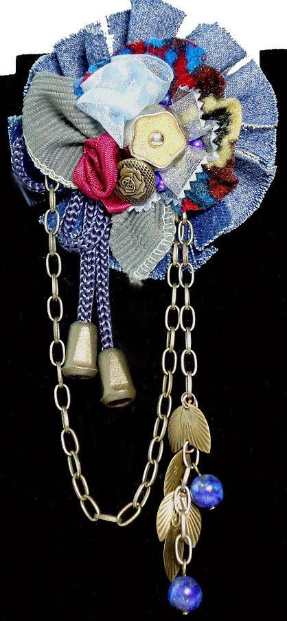 Техники ручного изготовления брошей - канзаши, бохо, комоно, валяние и другие | Ювелирум