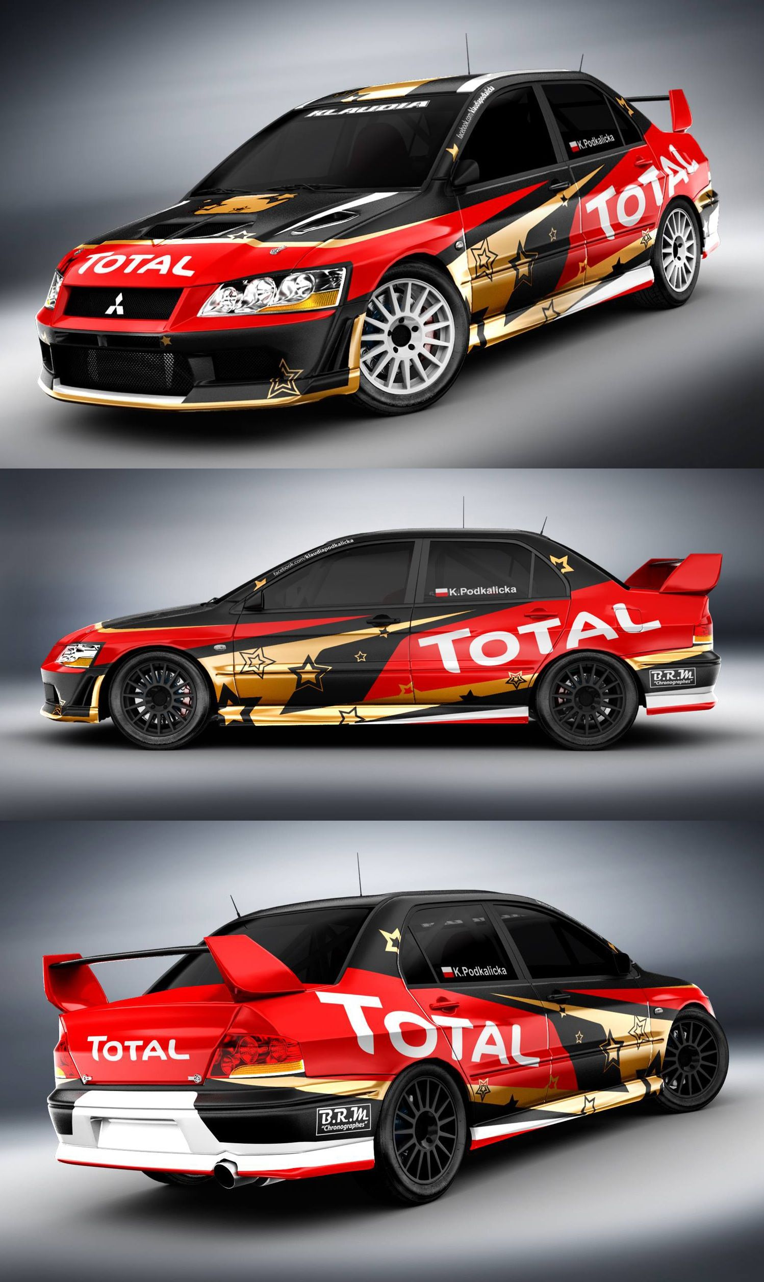 Lancer evo total racing livery we collect and generate