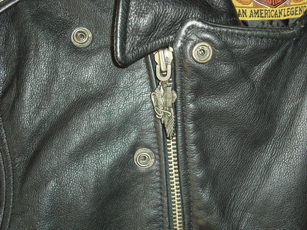 Harley Davidson Leather Jacket Vintage Hacienda 98130 91vm W Conchos Mens Medium Harley Davidson Leather Jackets Vintage Leather Jacket Harley Davidson [ 777 x 1036 Pixel ]