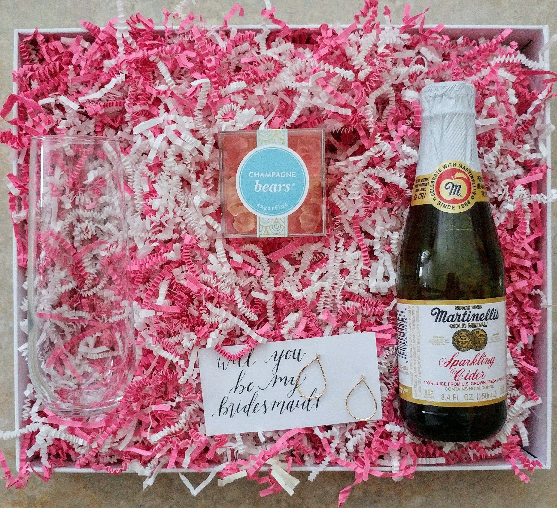 Bridesmaid Proposal No. 6 | Bridesmaid proposal gifts, Proposals and ...