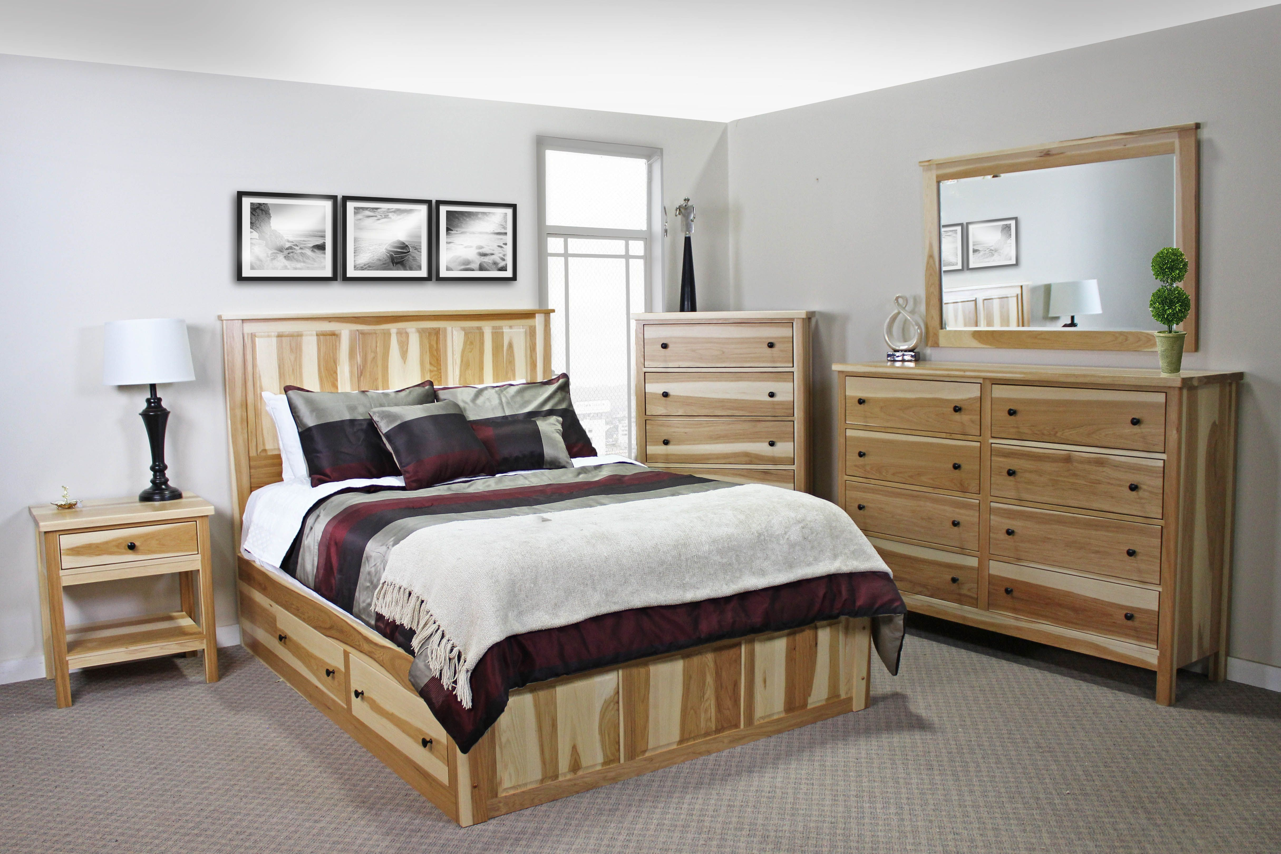 Best Check Out Our New Hickory Creek Bedroom Furniture Solid 400 x 300