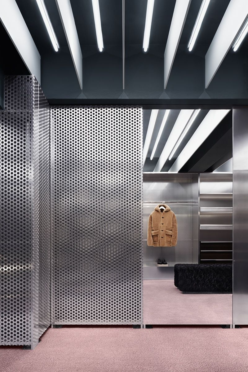 Acne studios store locations find an acne studios for Raumgestaltung einzelhandel