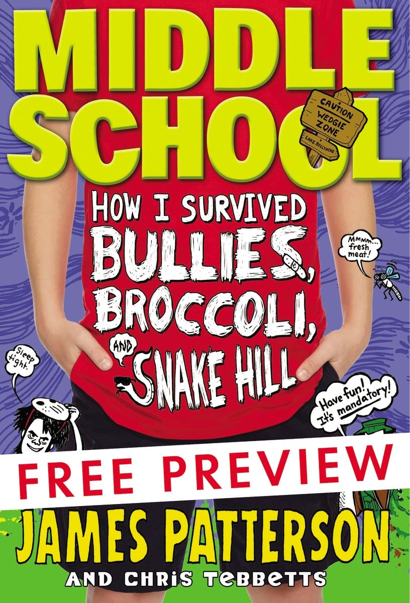 Free Preview Middle School How I Survived Bullies Broccoli And