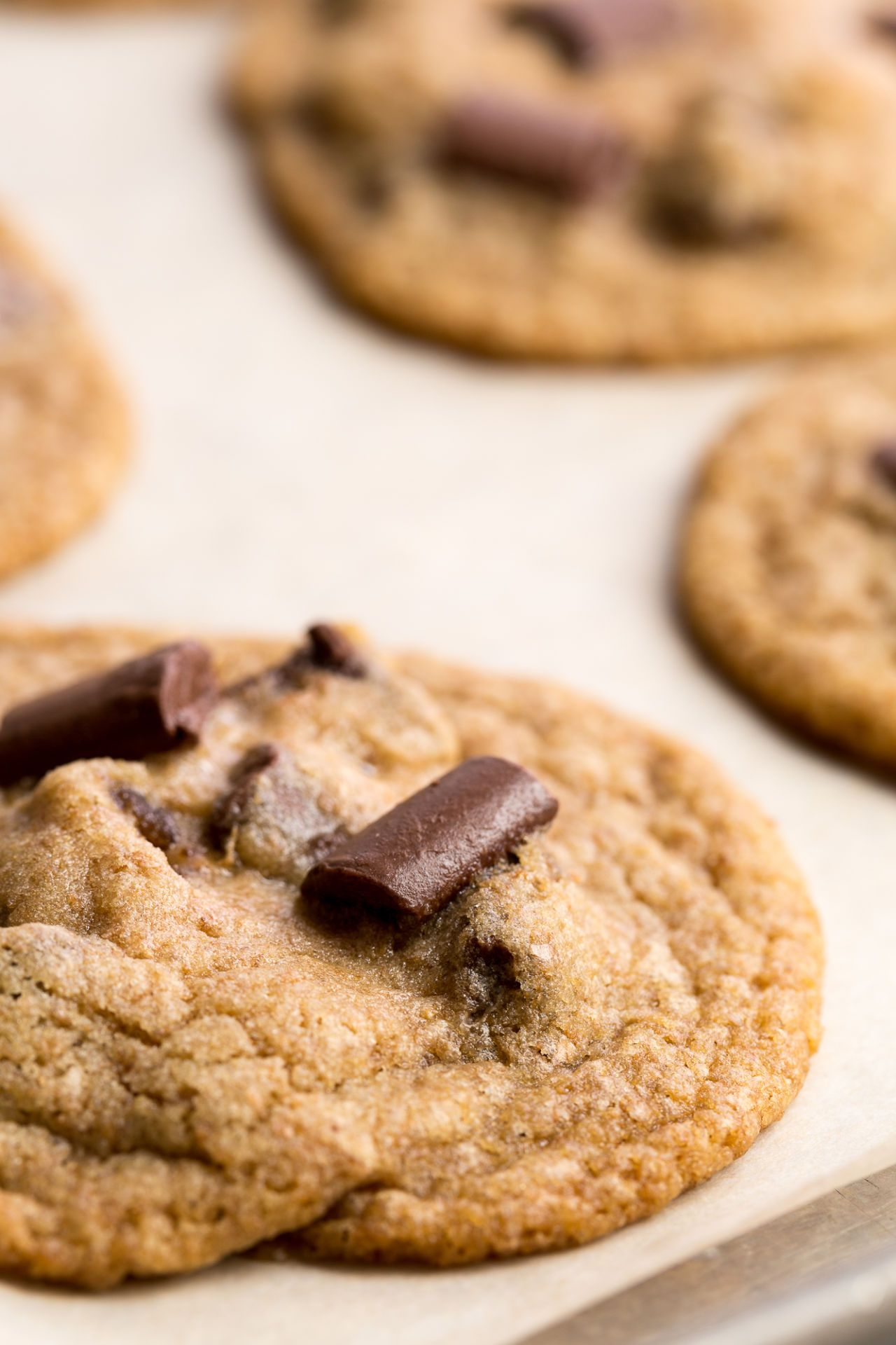 Chocolate chip cookies rezept starbucks