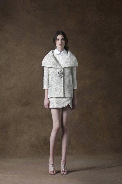 Andrew Gn | Resort 2013 Collection | Vogue Runway