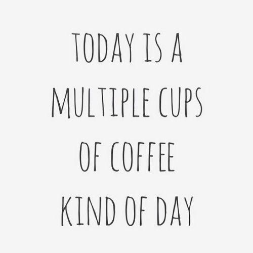 Coffee please!