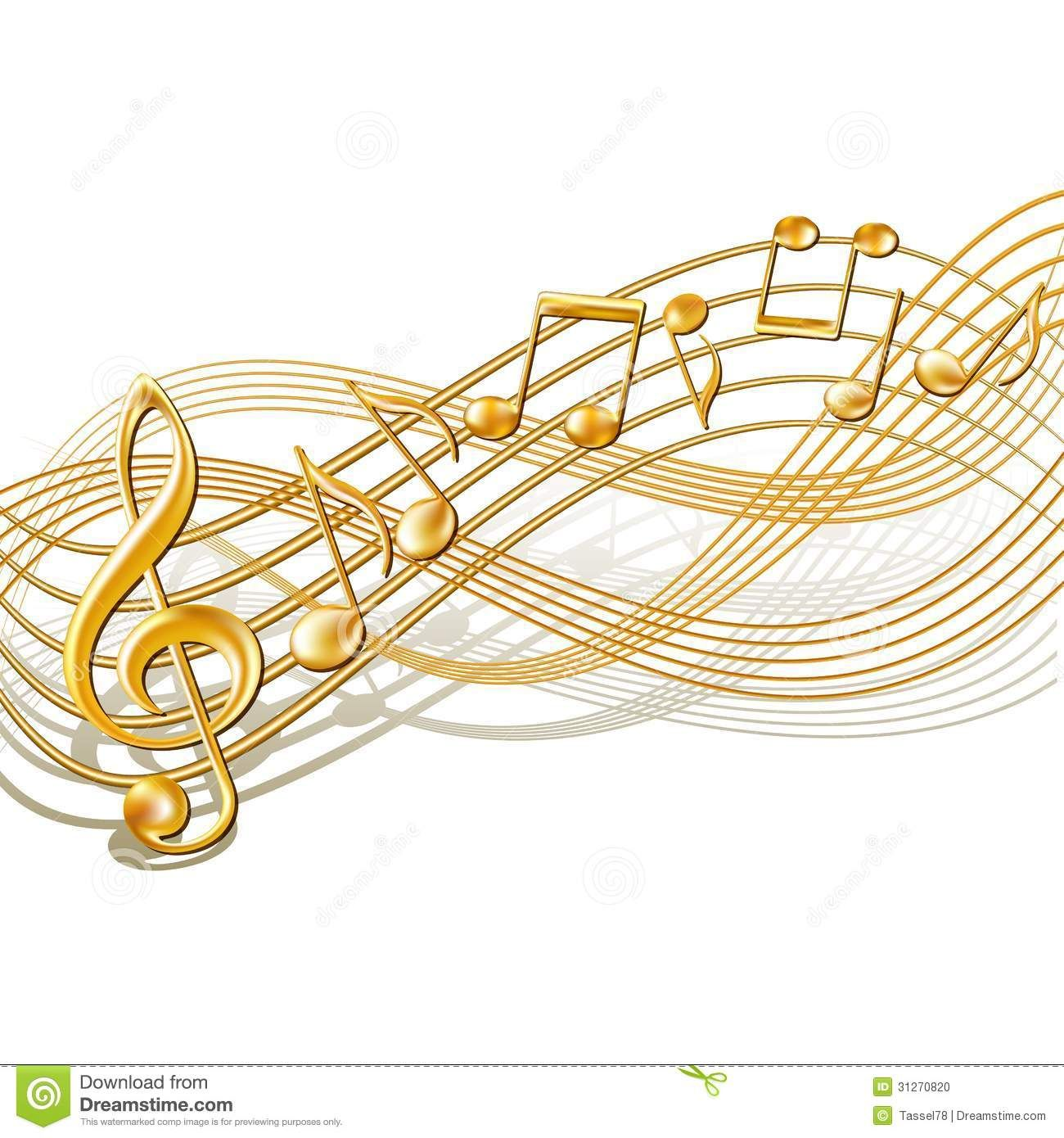 musical notes images silver gold - Google Search   MUSIC   Pinterest
