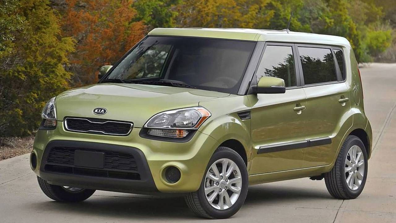 Top Five Small And Inexpensive Cars That Can Tow And Haul Kia