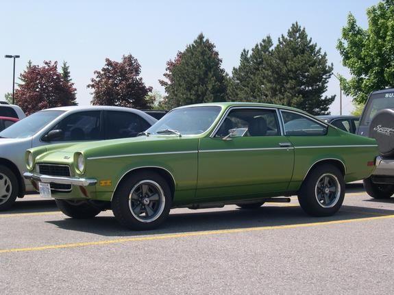 73 Chevrolet Vega Oasis Green Chevrolet Vega Chevrolet Monza
