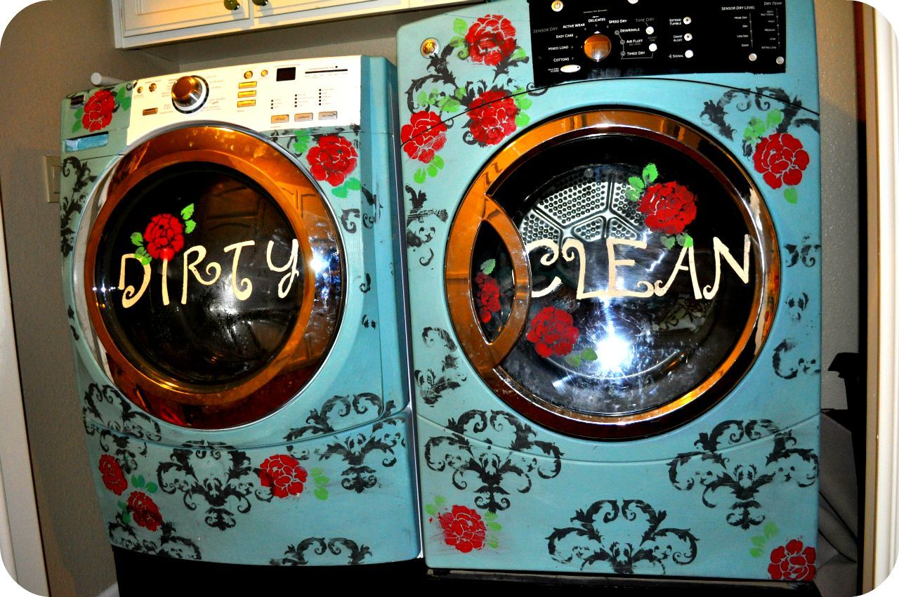 After Seeing This I Realize I Can Just Get A White Washer And