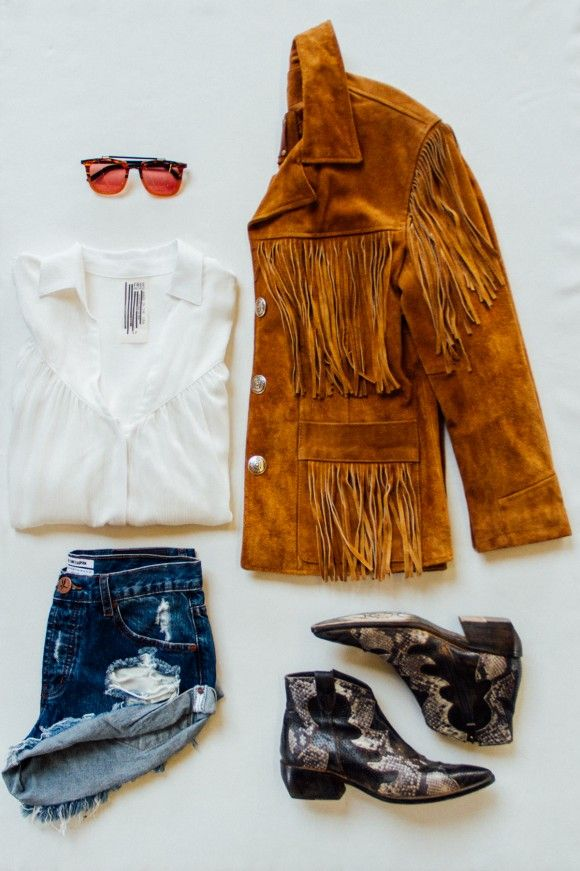Headed into town // Free People